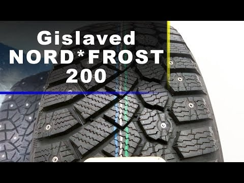 Gislaved NORD*FROST 200 /// Обзор