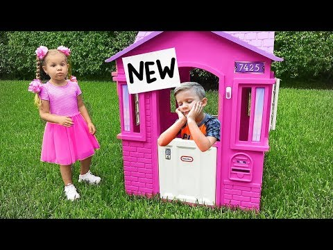 Download  Diana and stories about play houses Gratis, download lagu terbaru