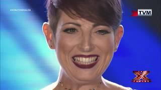 X Factor Malta - The Chair Challenge - Janice Debattista