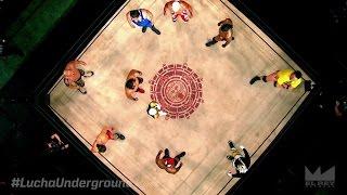 Lucha Underground 7/22/15: Aztec Medallion Battle Royal