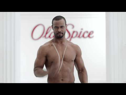 Zaneck Workouts - Old Spice