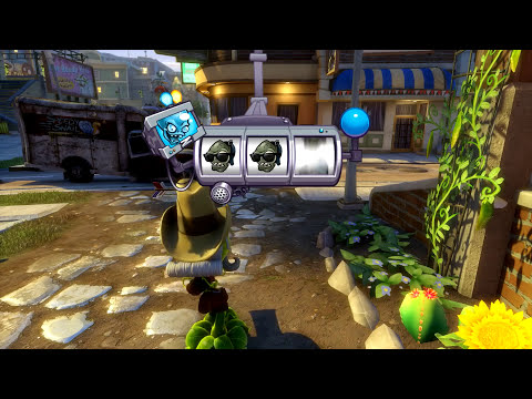 Plants Vs. Zombies - GARDEN WARFARE - TRIPLE TEAM [10] (PC)