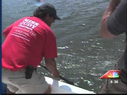 41NBC/WMGT- Wild With Kyle Continues With Savannah Fishing Trip 9.24.12