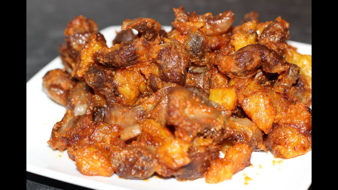 how to cook gizzards in airfryer