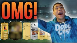 MY PACK LUCK IS BACK!! INSANE PACKS!! - Fifa 14 Ultimate Team