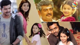 Interview: Among these three, whom she loves the most | Vijay, Surya, Ajith Fans | Yuvina Parthavi