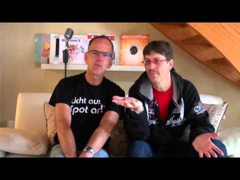 Stefan Wahnsinn & Harry Sack sagen Danke