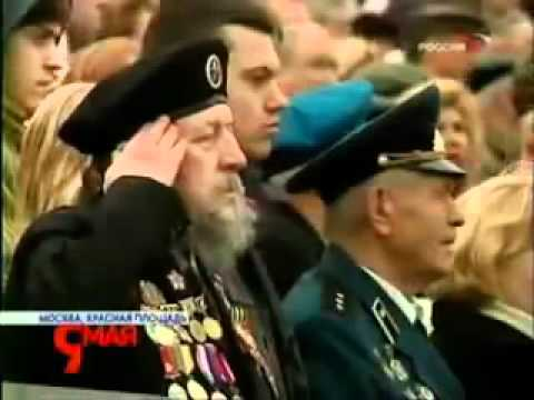 National Anthem of Russia, Victory Day parade, Red Square, May 9. 2007
