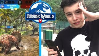 JURASSIC WORLD ALIVE = DE NIEUWE POKEMON GO !!