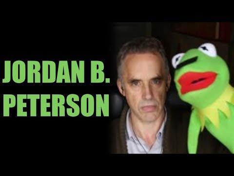 Jordan B Peterson: Ogłoszenie