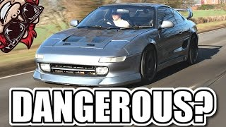 🐒 TOYOTA MR2 TURBO REVIEW - WILL IT DO A DRIFT?