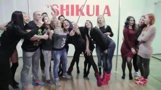 4 years of SHIKULA dance studio party SHIKULA exotic pole dance