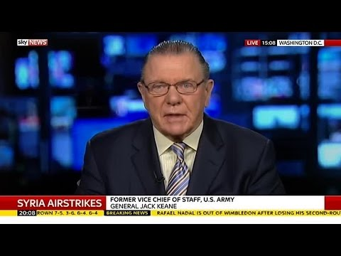 Fmr Vice-Chief Of US Army: Britain Needs TO Fight IS In Syria