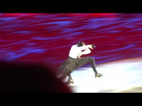Johnny Weir, Kings on ice, Sofia