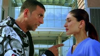 Kambakkht Ishq - Kareena Kapoor performs a surgery on Akshay Kumar - Kambakkht Ishq