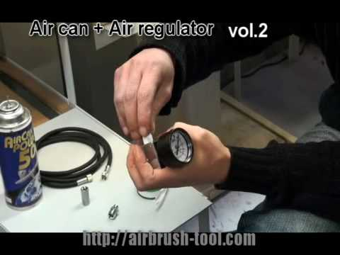 Air can Air regulator set 2