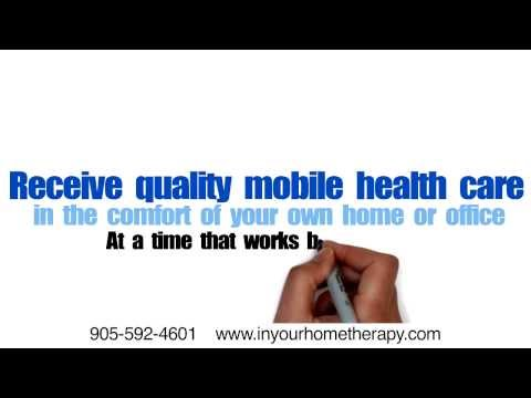 In Your Home Therapy - Physiotherapy in Ontario, Canada (905)-592-4601