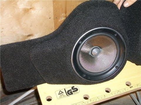 Подиум акустика своими руками