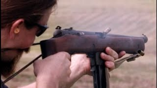 Reising M55 Submachine Gun