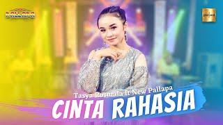 Download lagu Tasya Rosmala ft New Pallapa - Cinta Rahasia ( Live Music)