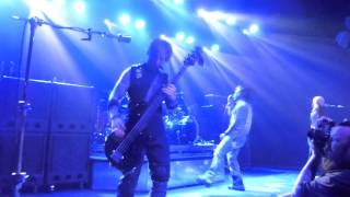 DROWNING POOL - Step Up (live)