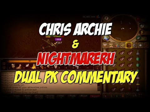 TROLLING NIGHTMARERH! Chris Archie & NightmareRH Dual Pk Commentary