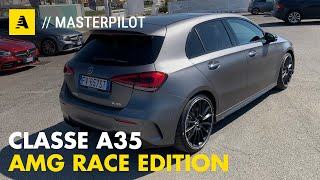 Mercedes Classe A35 AMG Race Edition | L'anti S3