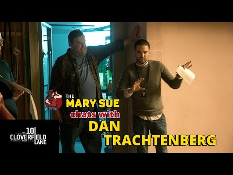 TMS Chats With 10 CLOVERFIELD LANE Director Dan Trachtenberg