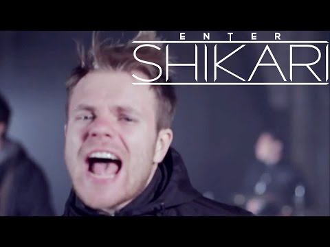 Enter Shikari - Quelle Surprise (Official Music Video)