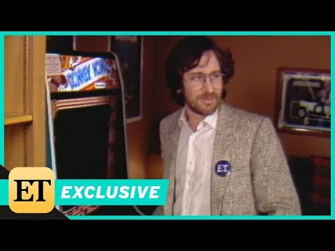 Steven Spielberg Was A Gamer Long Before 'Ready Player One'