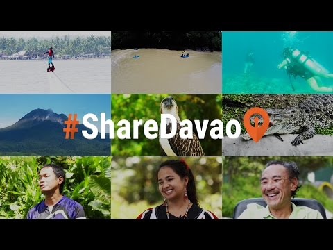 #ShareDavao: Diving, Mt. Apo, the Philippine eagle | #SharePH
