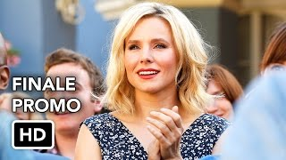 "The Good Place 1x12 ""Mindy St. Clair"" / 1x13 ""Michael's Gambit"" Promo (HD) Season Finale"