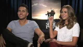 Alexa, Carlos PenaVega on Love, 'Do You Believe' and They Play a Game!