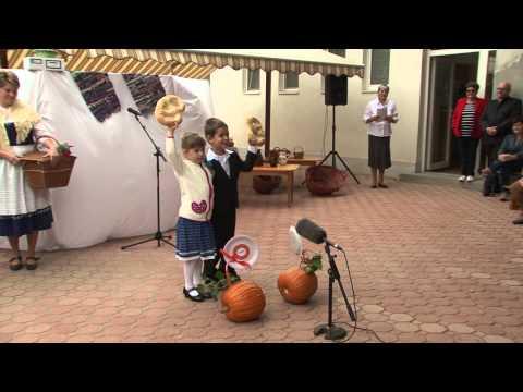 Mihály-napi műsor a szentjánosi óvodában