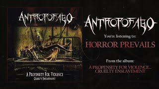 ANTROPOFAGO - HORROR PREVAILS [SINGLE] (2020) SW EXCLUSIVE