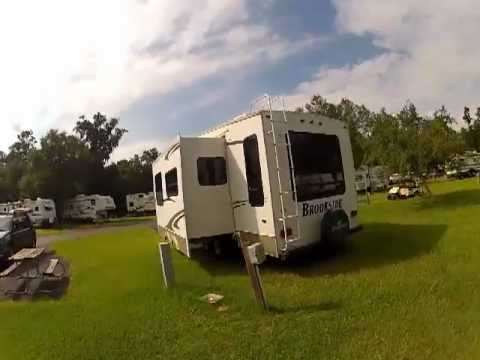 2006 Sunnybrook Brookside 289RL Fifth 5th Wheel RV Camper for sale at America Choice RV