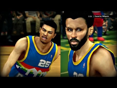 NBA 2K13 MyTEAM - Last Game In The 5th Seed! Lou Hudson's D