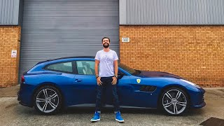 Swapping My RS6 For A Ferrari GTC4 Lusso!?