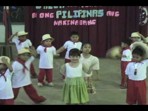 A presentation by the nursery pupils of St. Augustine School, Mendez Cavite, Philippines. This was held last August 26, 2009. Adviser: Ms. Anabelle Romera. P...