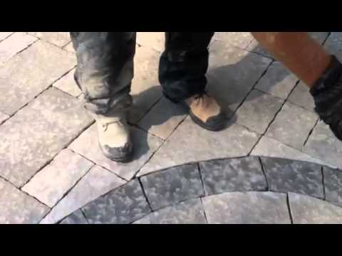 how to cut curves in tile