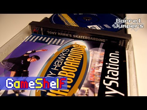 Tony Hawk's Pro Skater - GameShelf #13