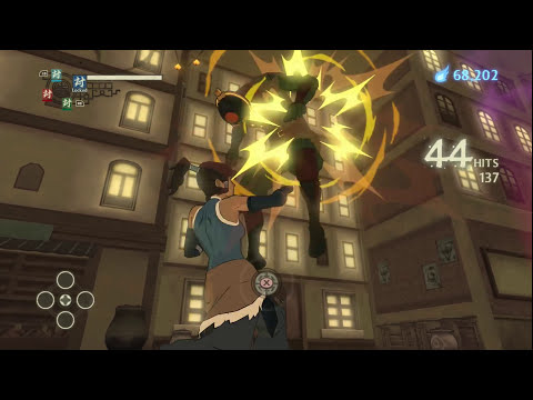 The Legend of Korra Video Game PC - (1440p) Part 1 - Chapter 1 & 2