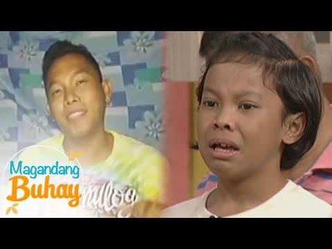 Magandang Buhay: Awra cries over his Popshie's message to him