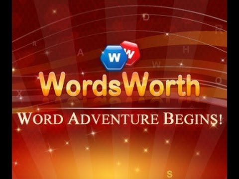 WordsWorth for iOS, Android & Mac!