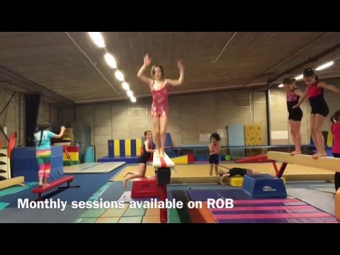 SKIESUnlimited Gymnastics Program