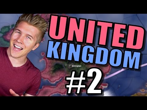 Hearts of Iron 4 Gameplay   United Kingdom [HOI4 UK Lets Play] Part 2