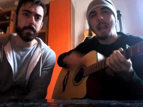 Someday - Flipsyde (Harmoh Acoustic Cover)