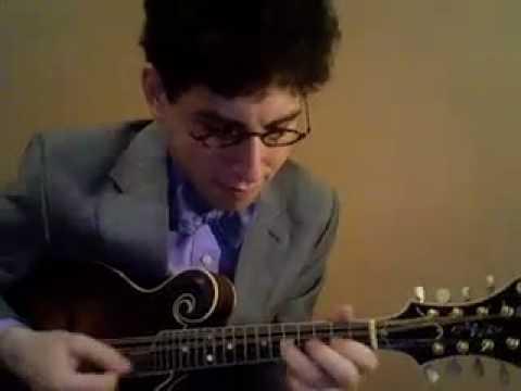 Jazz Mandolin Chord Melody: Aaron Weinstein plays