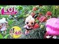 Куклы ЛОЛ нашли НОВЫЕ шарики КОНФЕТТИ ПОП и ПИТОМЦЫ 3 серия 2 волна LOL Surprise Doll Toys