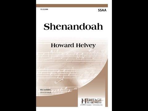Shenandoah (SSAA) - Howard Helvey